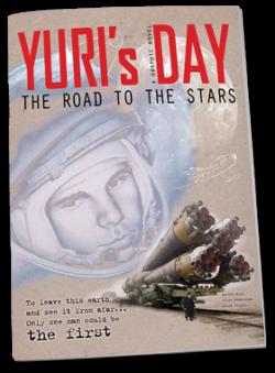 Обложка комикса Yuri`s day: The road to the stars