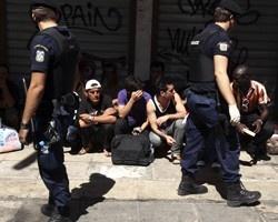 Венгрия против нелегальных мигрантов