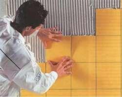Технологические секреты облицовки кухни  керамической плиткой