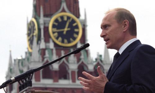 Путин прислонил Россию к теплой стенке